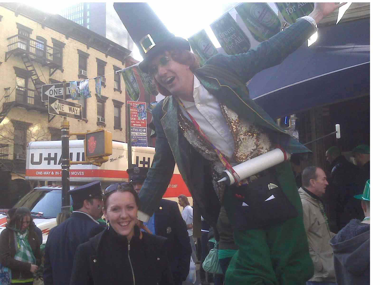 St Patricks Day Entertainment, St Patricks NYC
