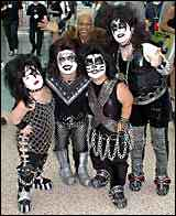 Midgets kiss cover band buffalo